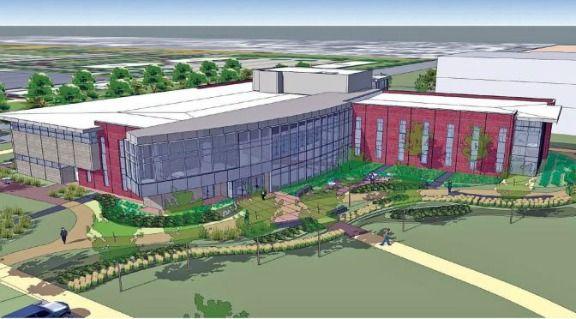 UNK Health Sciences Building