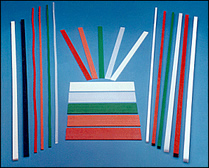 Plastic Cutting Sticks for Paper Cutters