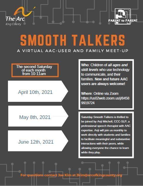 Virtual Smooth Talkers
