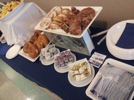 Fresh Continental Breakfast Items