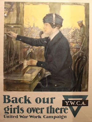 Hello Girls of WWI