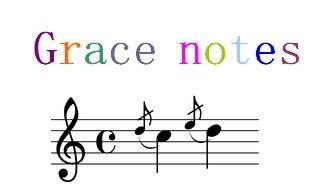 Grace Notes Practice