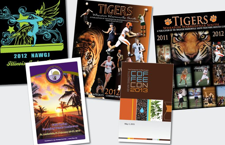 Catalogs, Journals & Programs