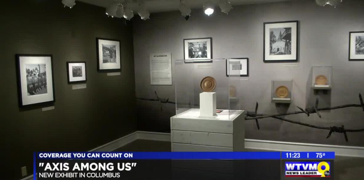 Columbus Museum opens new exhibit