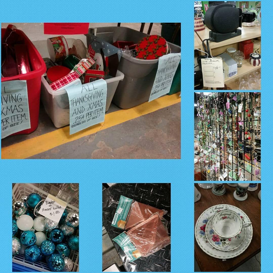 ReStore chockablock full of goodies!