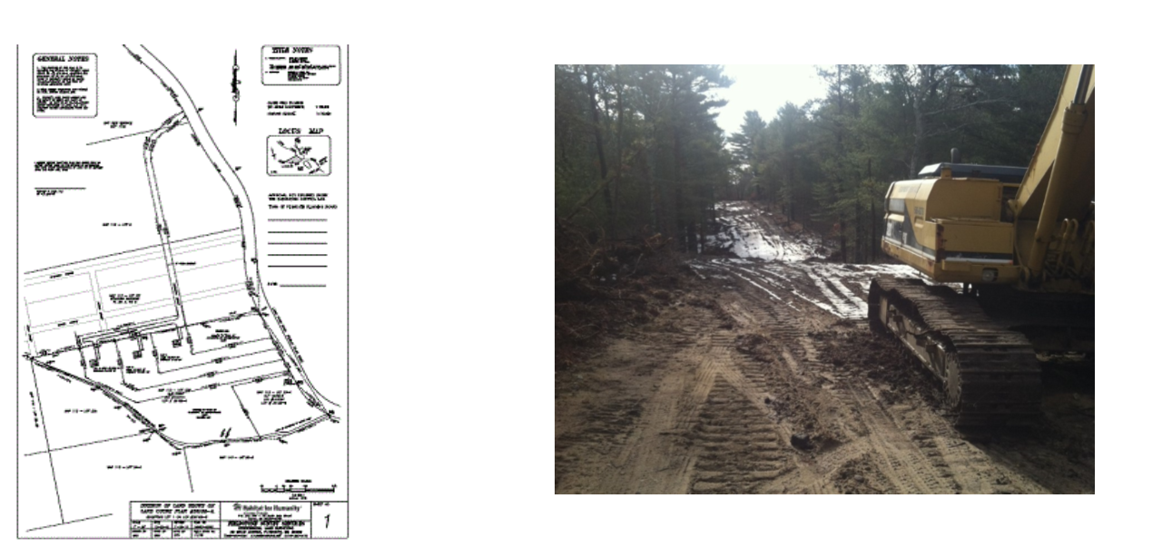 Long Pond Road Site Plan
