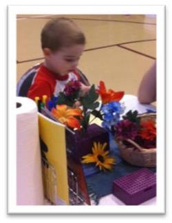 Un-Toys: Flower Arranging