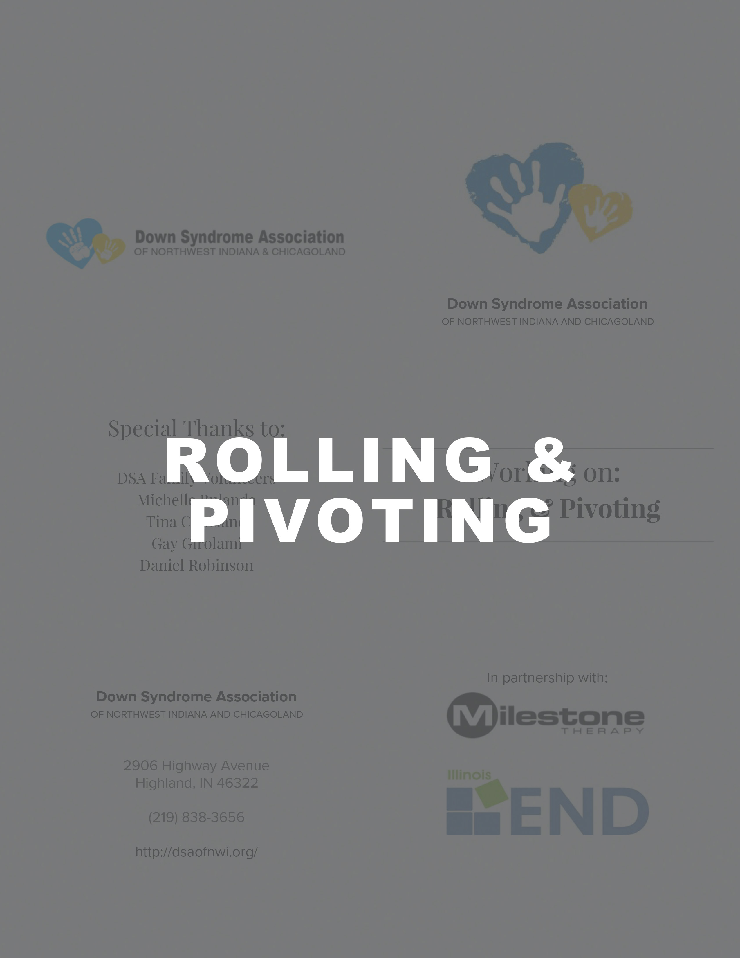 Rolling & Pivoting