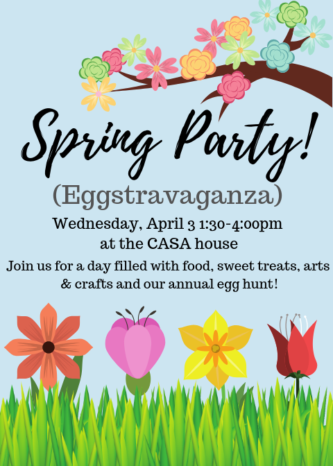 CASA's Children's Spring Party