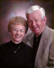 Bob and Phyllis Monke