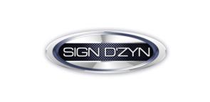Sign Dzyn