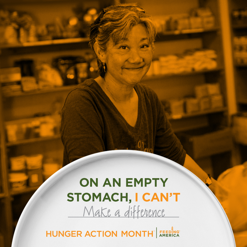 Hunger No More BLOG: Hunger Action Month is here once again