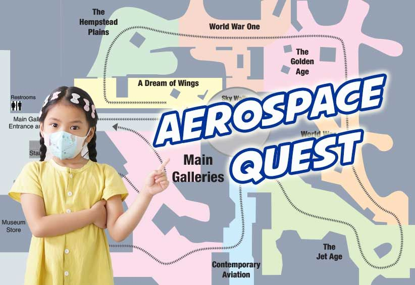 Go on an Aerospace Quest at the Cradle of Aviation Museum this Staycation!