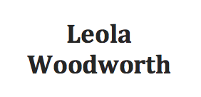 Leola Woodworth