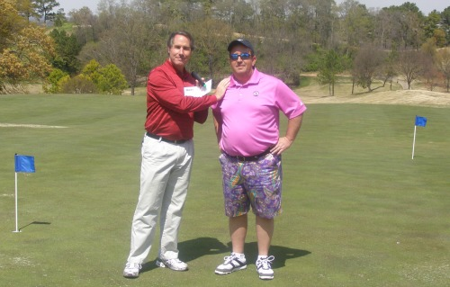 DUNN BUILDING COMPANY RAISES $7,700 FROM ANNUAL GOOD FRIDAY GOLF BENEFIT!