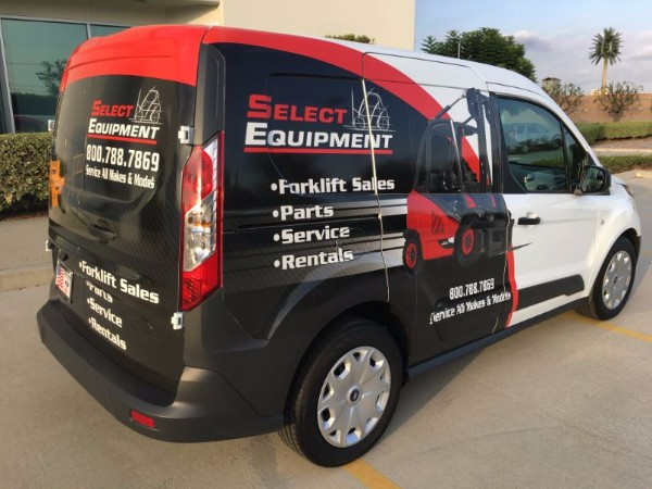 Where to buy Fleet Vehicle Wraps in Orange County CA