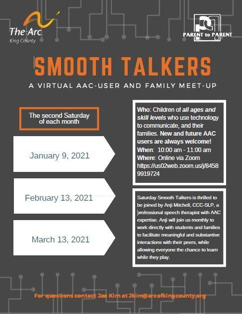 Virtual Smooth Talkers