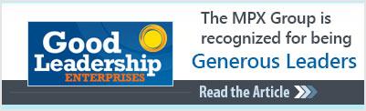 MPX Group being generous leaders