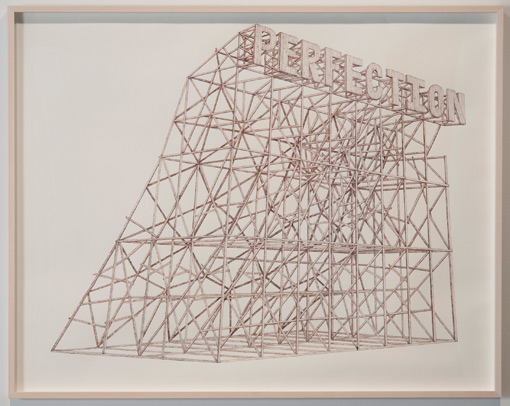 Jason Manley, Under Construction (2011)