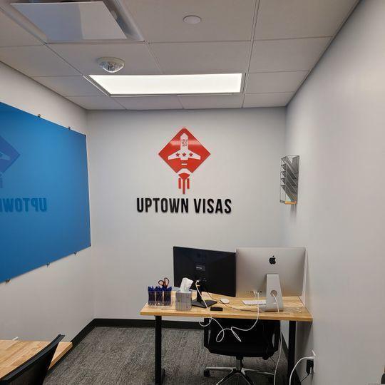 Uptown Visas