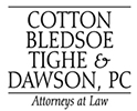 Cotton Bledsoe Tighe & Dawson PC