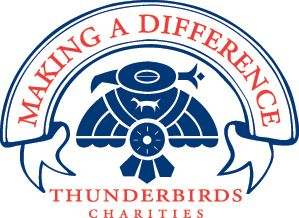 Thunderbirds Charities: Golf and Giving Back