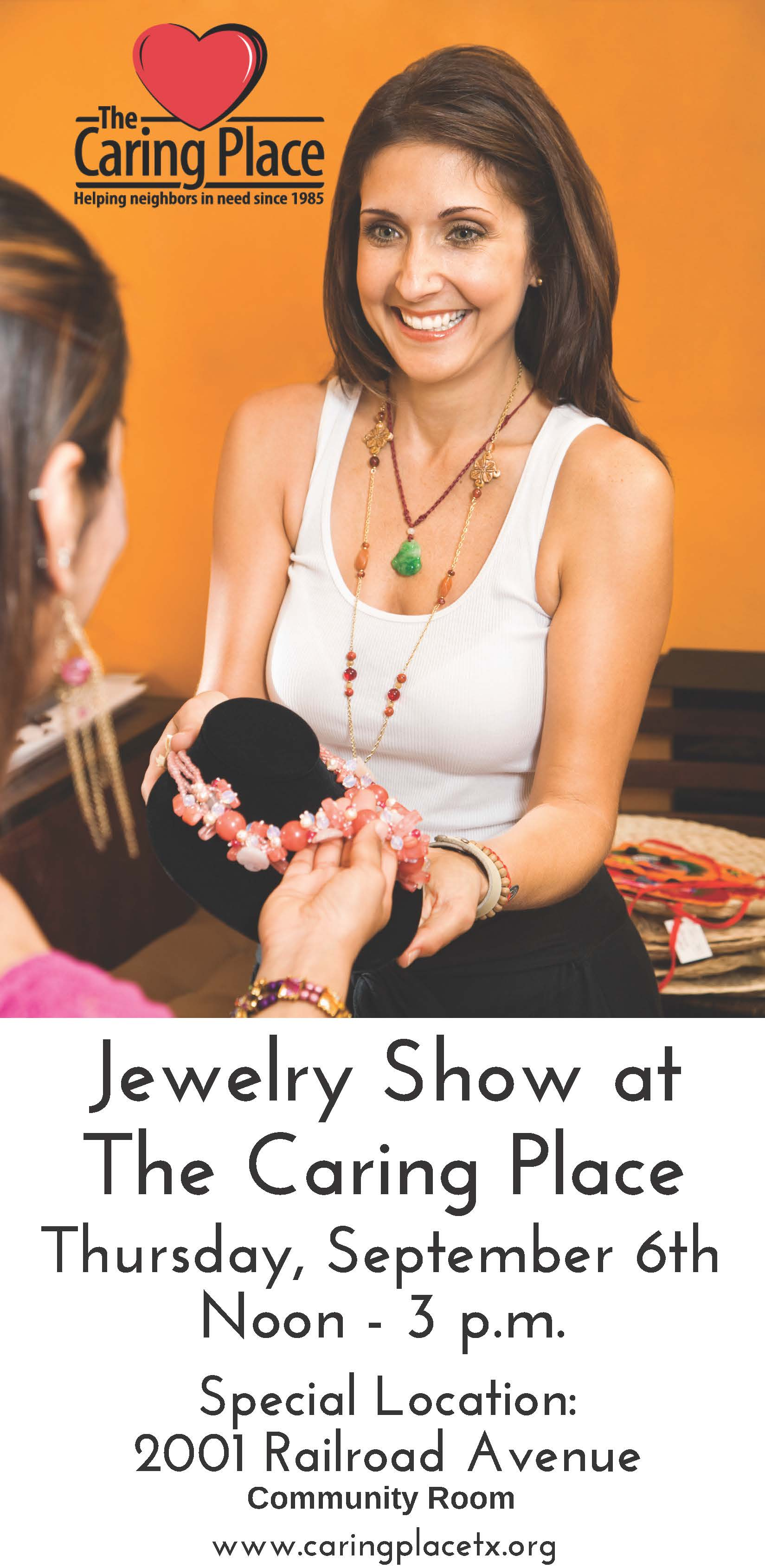 Time for a Fall Jewelry Show!