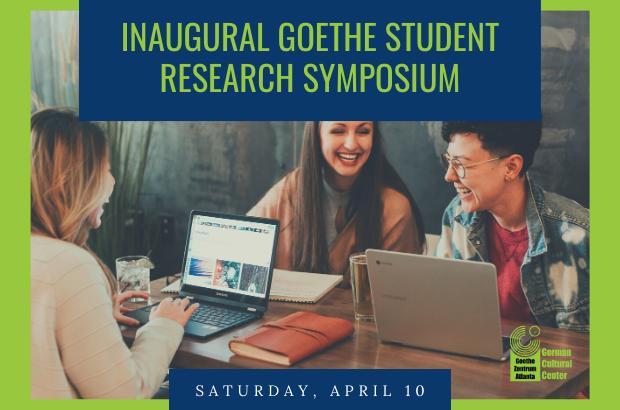 Goethe Student Research Symposium