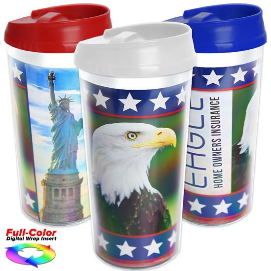 20 oz. Full Color Wrap Tumbler