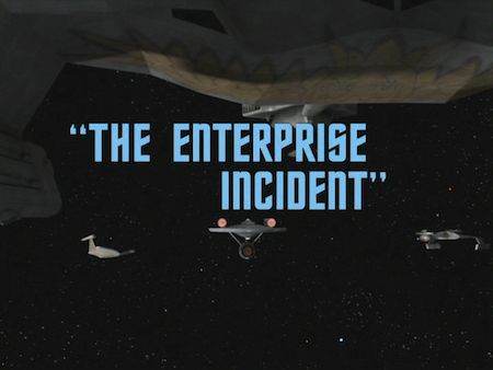 "1968: ""Star Trek: The Enterprise Incident"""