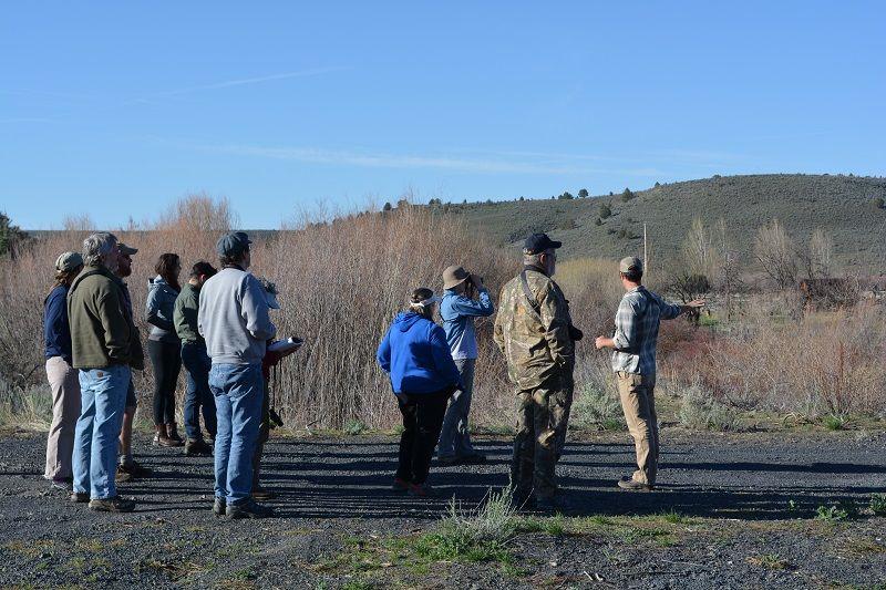Restoration Birding Tour