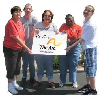 We are.....The Arc North Florida