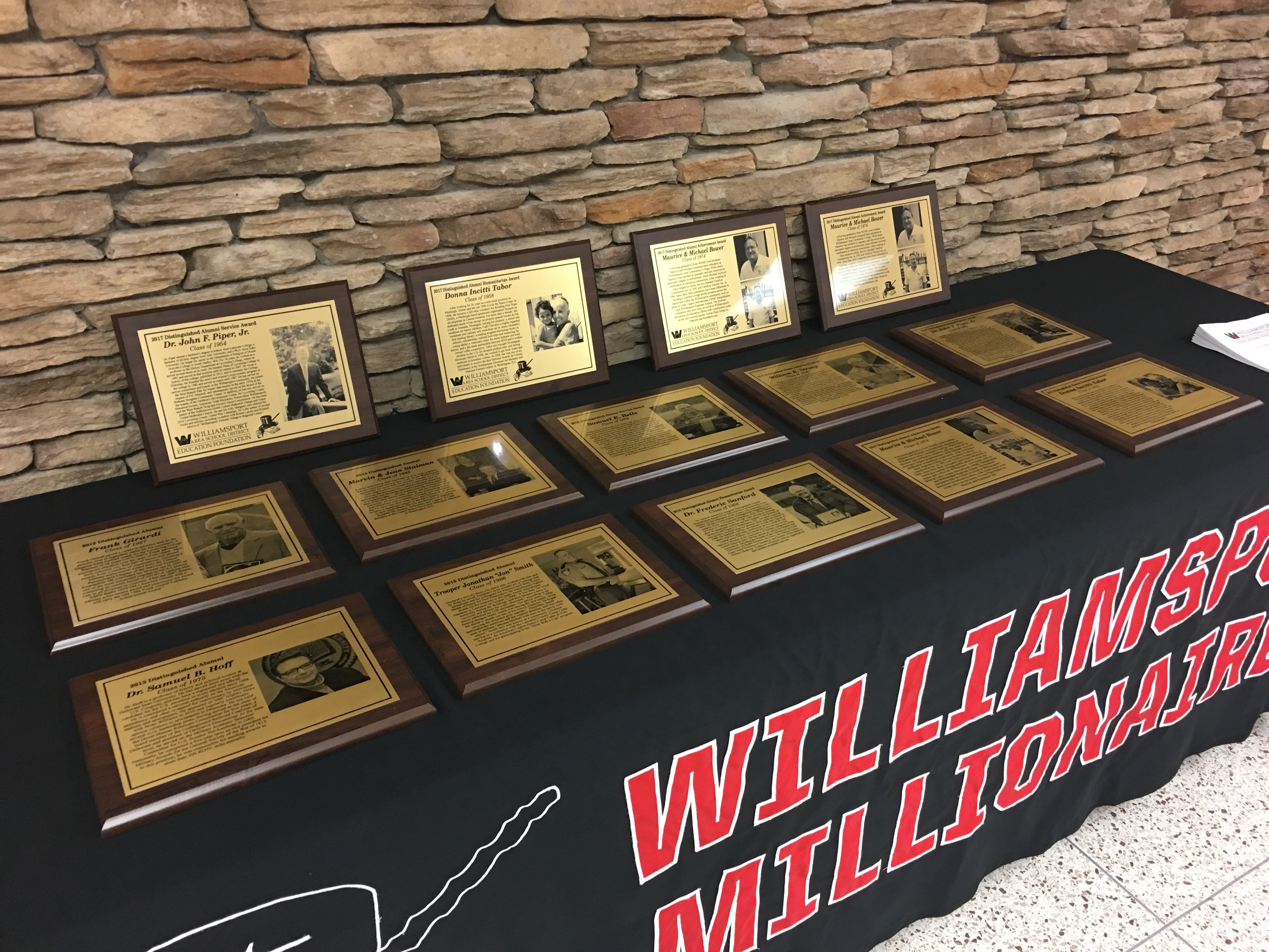 WASD Education Foundation Seeks Nominations for 2018 Distinguished Alumni