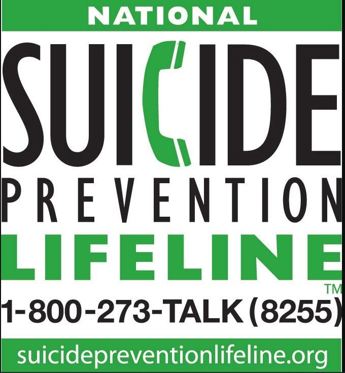 It's World Suicide Prevention Day