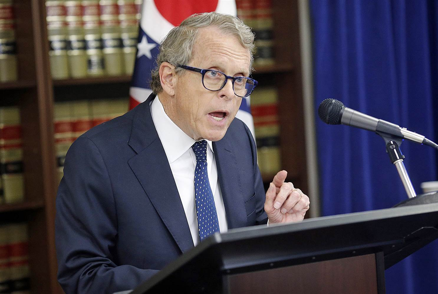 Ohio Attorney General Mike DeWine tells Congress about Ohio's opioid problems