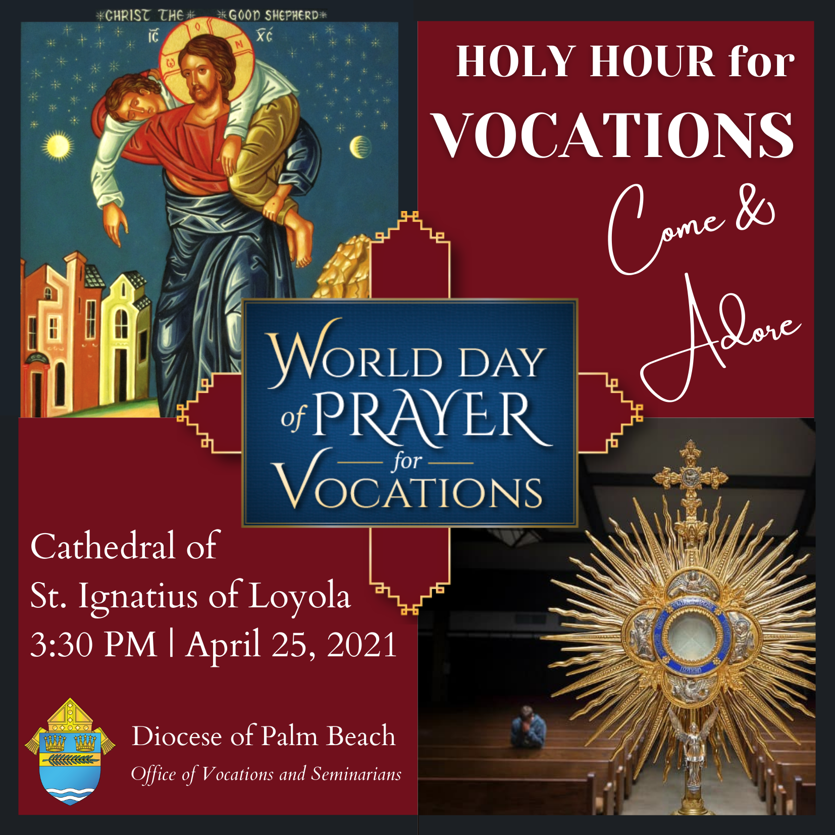 World Day of Prayer for Vocations Holy Hour