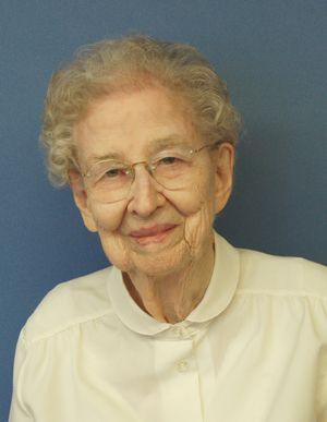 In Loving Memory of Sister Moireen Kelly, OSB - October 20, 2010