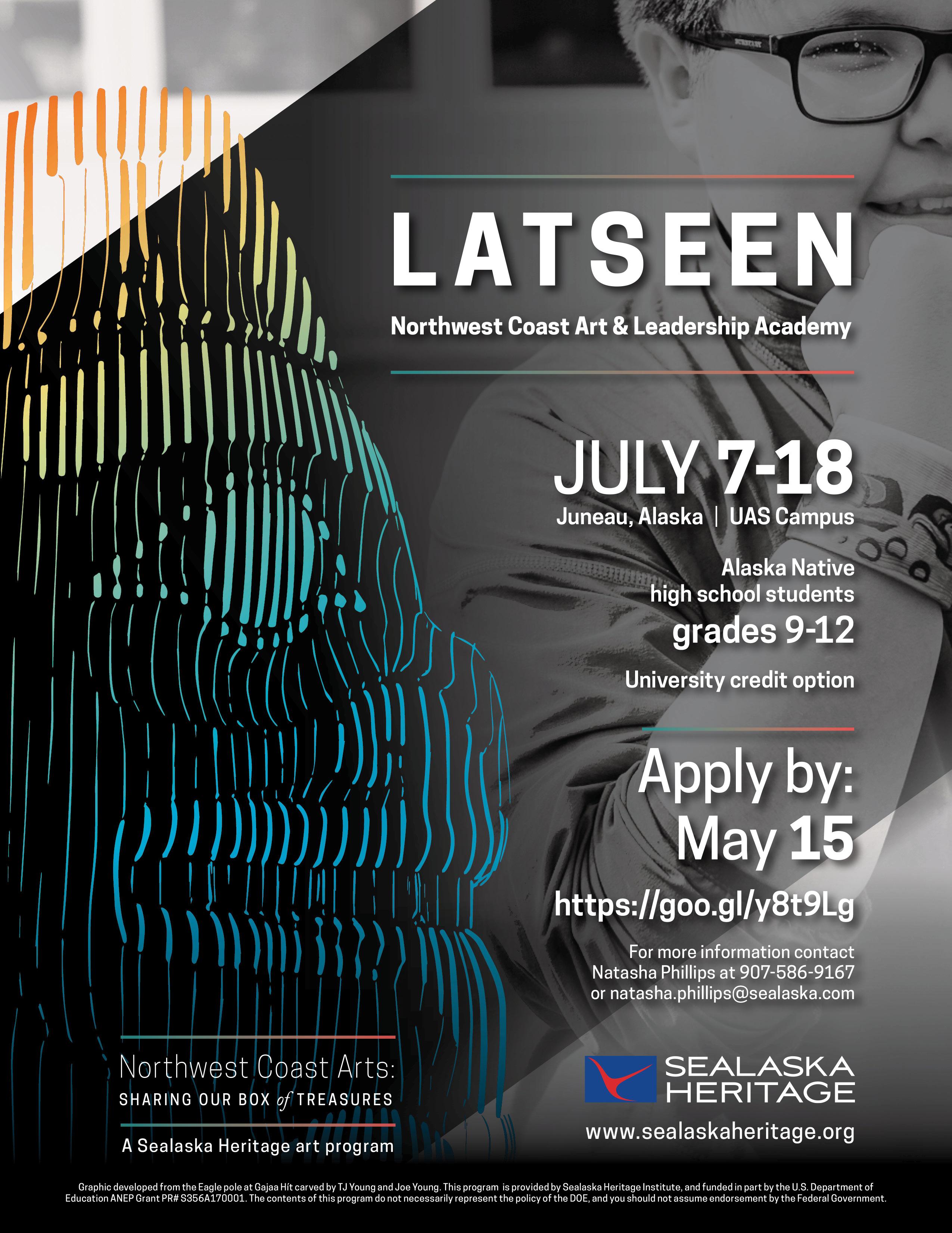 Call to Artists - Latseen 2019