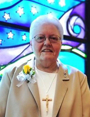 Sister Mary Geralyn Mroczkowski Celebrates Golden Day of Jubilee