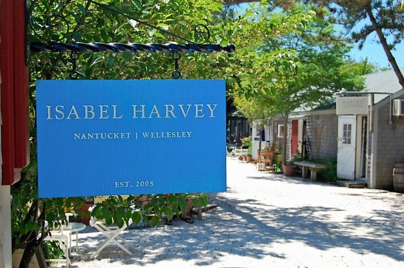 SA28329 - Large Engraved Nantucket Storefront Sign