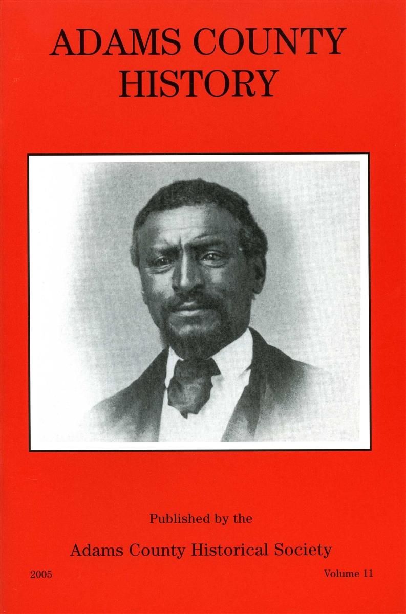 Adams County History Vol 11