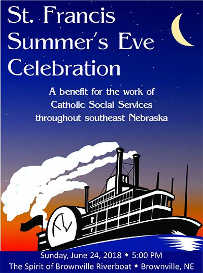 St. Francis Summer's Eve Celebration!