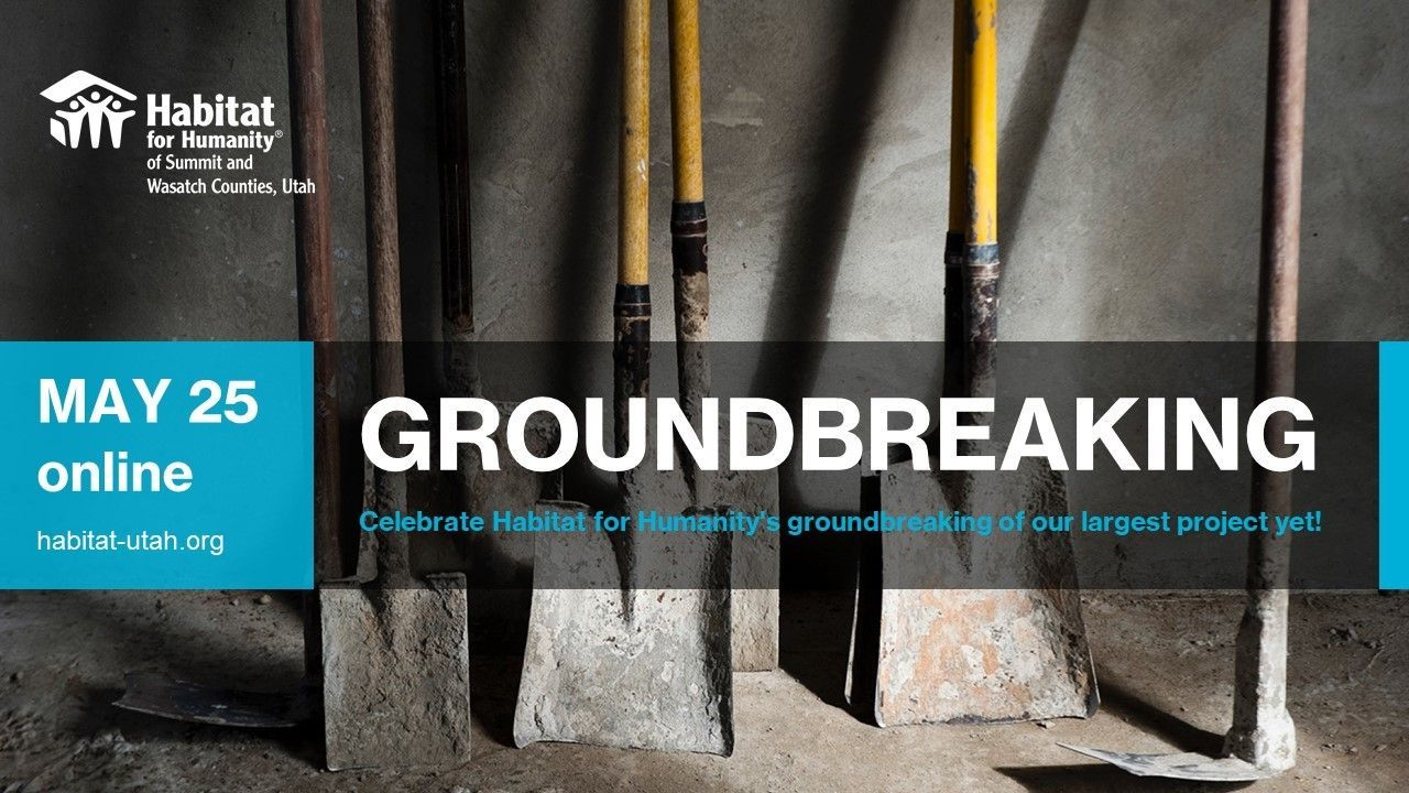 Groundbreaking in 2021