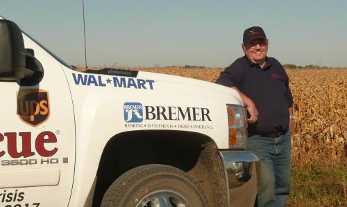 Bill Krumwiede: Farm Rescue's First Volunteer