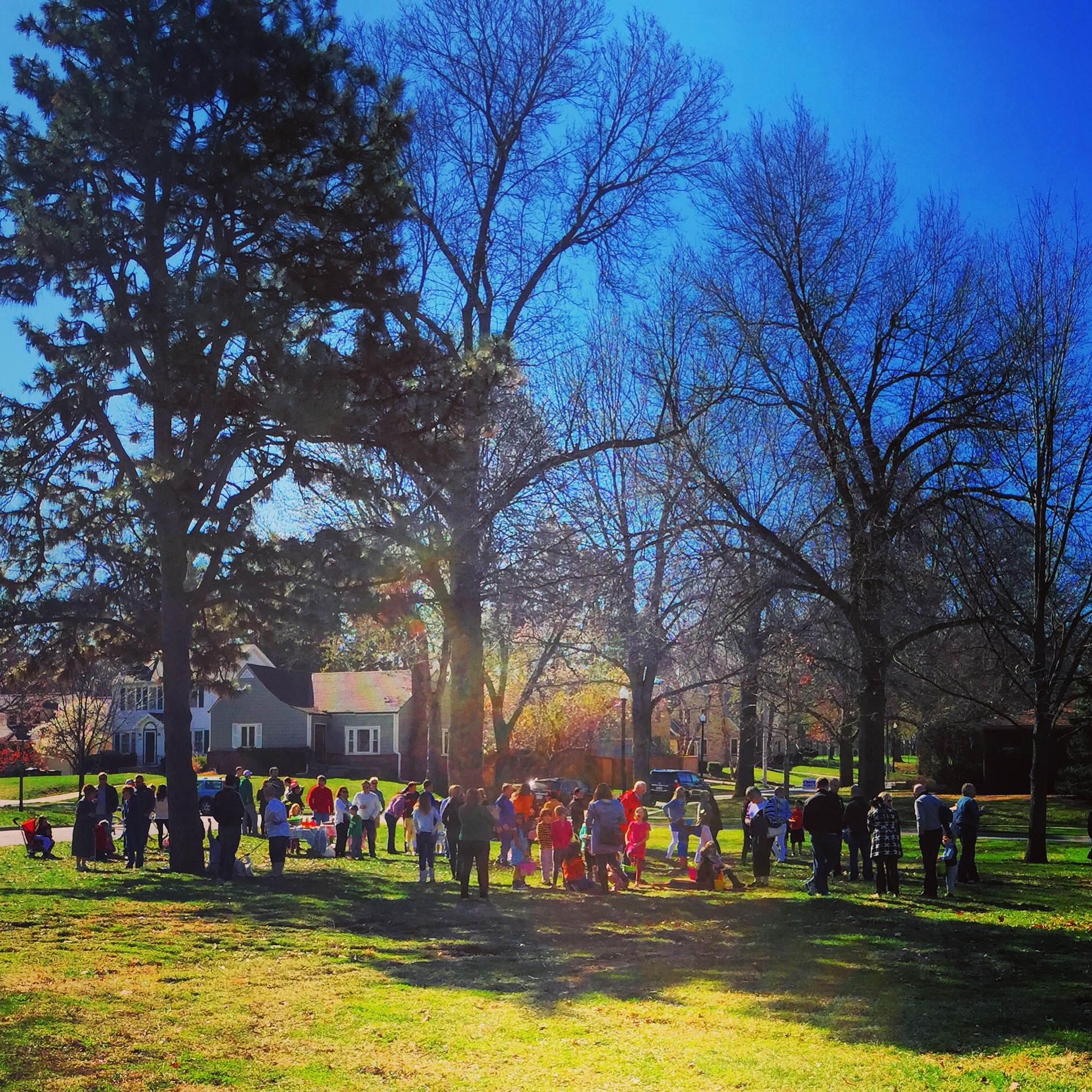2015 Woodsdale Island Easter Egg Hunt