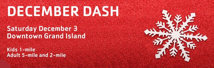 Spotlight December Dash
