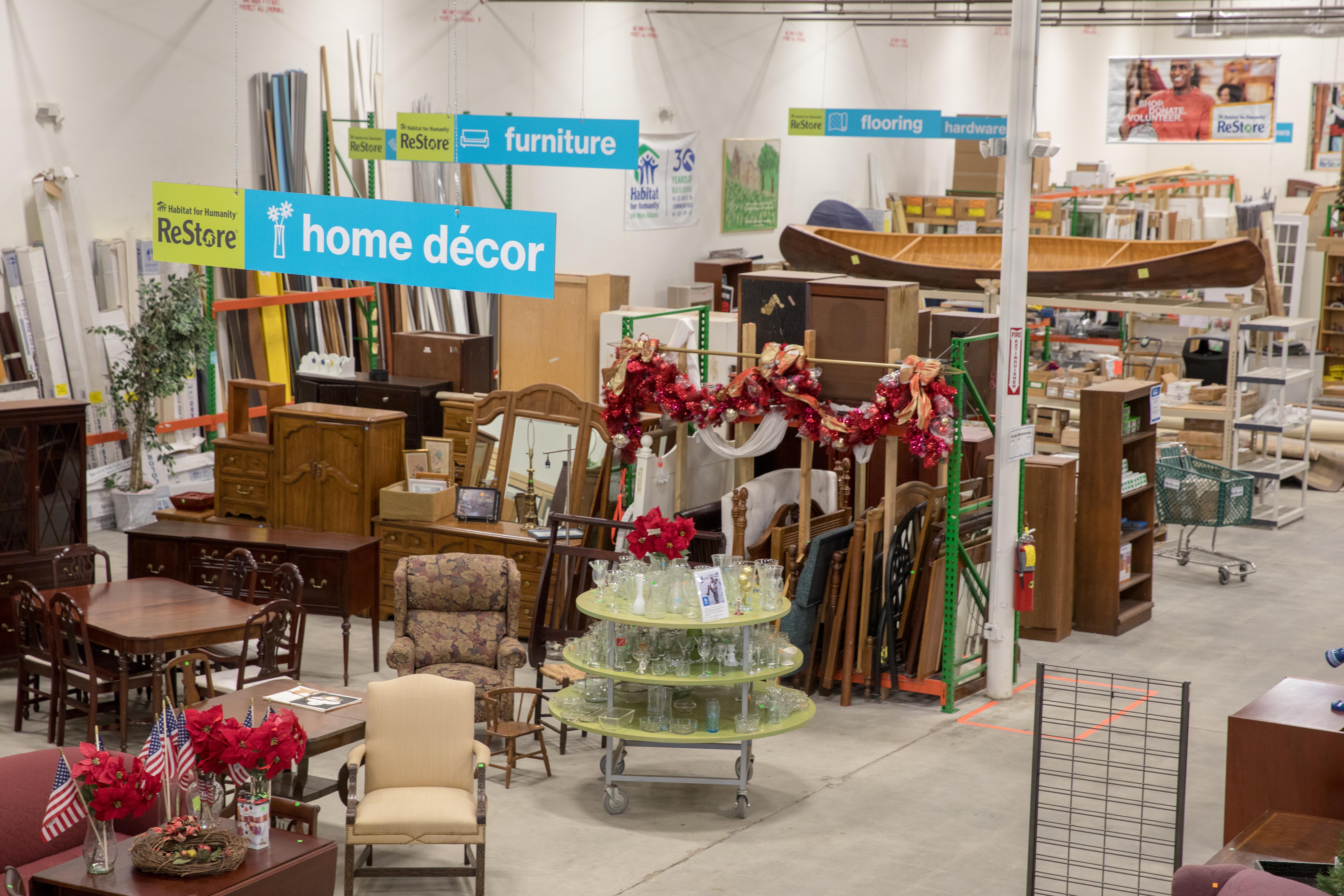 Shop our ReStore