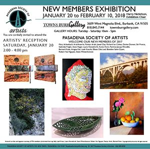 New Members Exhibition