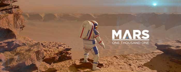 Mars 1001 Full Dome Planetarium Show