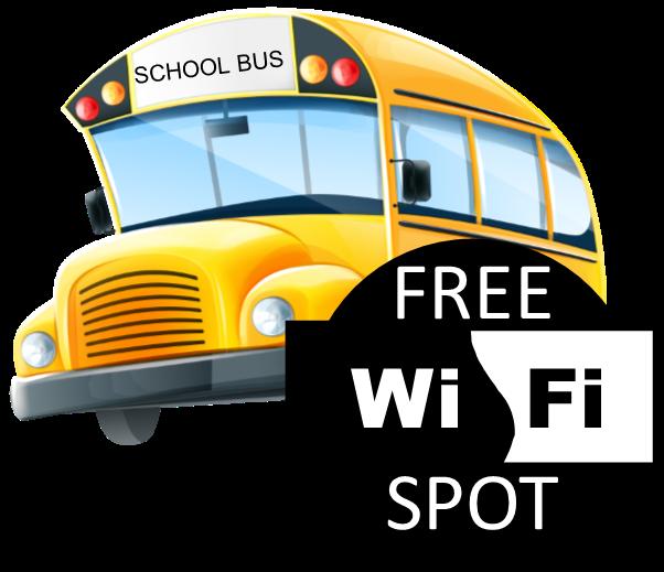 Free Bus WIFi